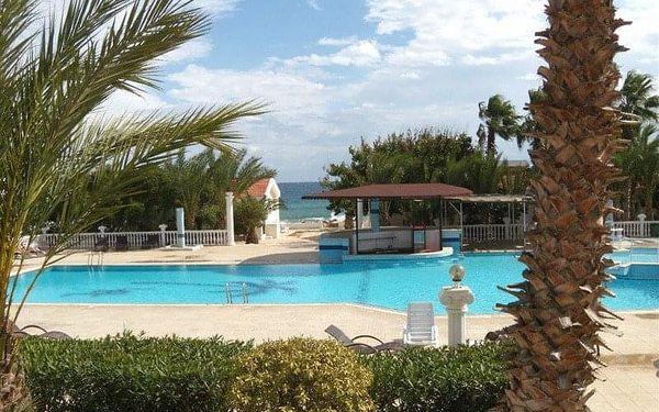 Long Beach, Severní Kypr, Kypr, Severní Kypr, letecky, polopenze3