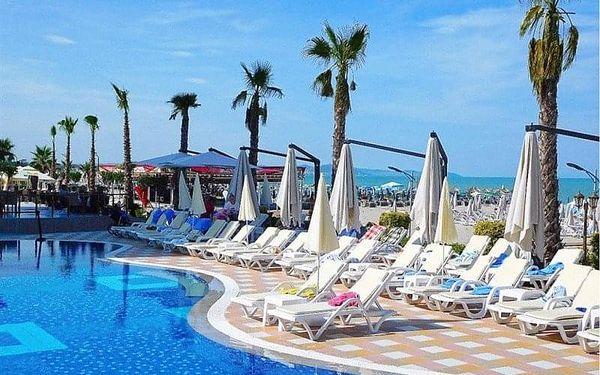 Hotel Grand Blue Fafa, Albánská riviéra, Albánie, Albánská riviéra, letecky, all inclusive3