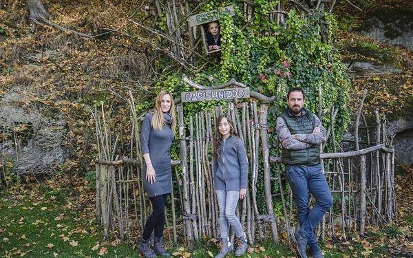 Rodinný pobyt plný offline zážitků v EKOParku Liberec5