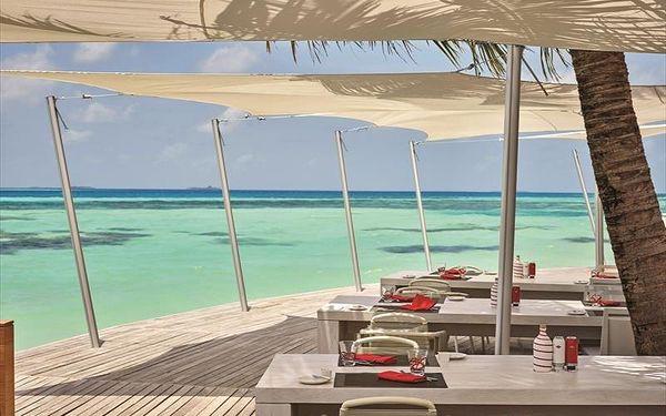 LUX* South Ari Atoll Resort & Villas, Atol Ari, Maledivy, Atol Ari, letecky, snídaně v ceně2