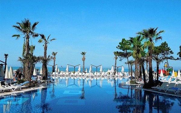 Hotel Grand Blue Fafa, Albánská riviéra, Albánie, Albánská riviéra, letecky, all inclusive4