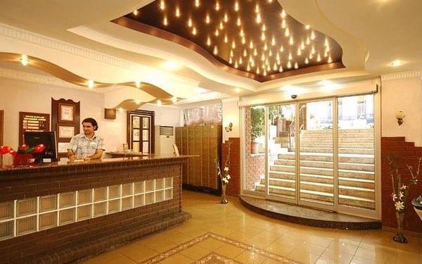 Hotel Kleopatra Bilkay, Alanya, letecky, all inclusive3