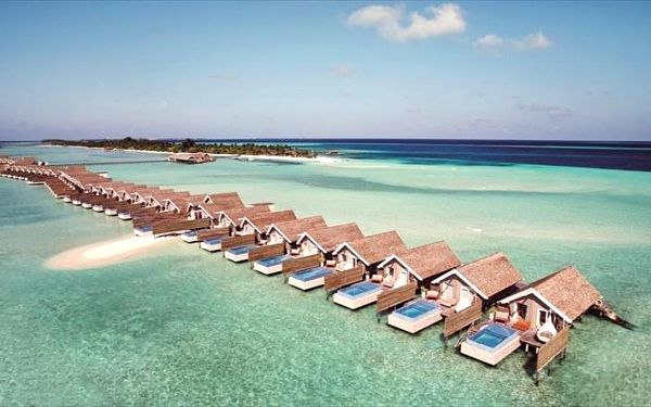 LUX* South Ari Atoll Resort & Villas, Atol Ari, Maledivy, Atol Ari, letecky, snídaně v ceně4