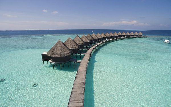 THULHAGIRI ISLAND RESORT & SPA, Severní Atol Male, Maledivy, Severní Atol Male, letecky, polopenze3