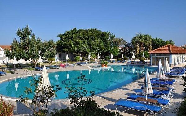SEMPATI, Severní Kypr, Kypr, Severní Kypr, letecky, snídaně v ceně3