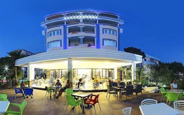 Hotel Meli Holidays, Albánská riviéra, Albánie, Albánská riviéra, letecky, all inclusive2
