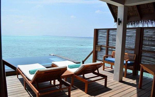 FOUR SEASONS RESORT MALDIVES AT LANDAA GIRAAVARU, Maledivy, letecky, bez stravy3