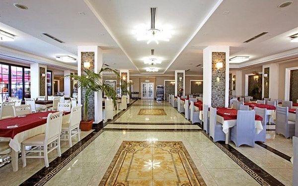 Hotel Meli Holidays, Albánská riviéra, Albánie, Albánská riviéra, letecky, all inclusive3