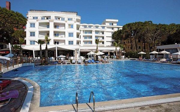Hotel Fafa Meli Premium, Albánská riviéra, Albánie, Albánská riviéra, letecky, all inclusive5