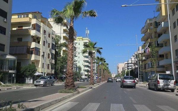 Albánie - Albánská riviéra letecky na 8 dnů, all inclusive