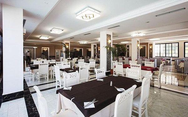 Hotel Meli Holidays, Albánská riviéra, Albánie, Albánská riviéra, letecky, all inclusive4