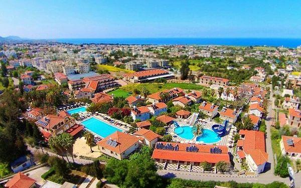 RIVERSIDE GARDEN RESORT, Severní Kypr, Kypr, Severní Kypr, letecky, all inclusive3