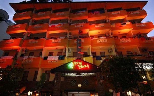 Hotel Kleopatra Bilkay, Alanya, letecky, all inclusive5