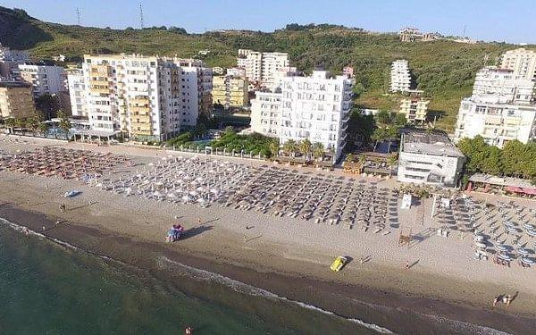 Hotel Rinia 2, Dürres, Albánie, Dürres, letecky, all inclusive3