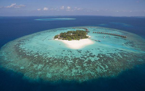 THULHAGIRI ISLAND RESORT & SPA, Severní Atol Male, Maledivy, Severní Atol Male, letecky, polopenze5