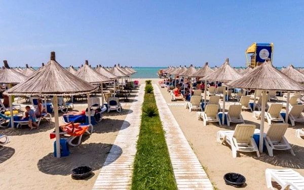 Hotel Albanian Star, Albánská riviéra, Albánie, Albánská riviéra, letecky, all inclusive4