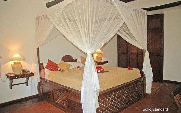 Hotel Dongwe Club Vacanze, Zanzibar, letecky, all inclusive4