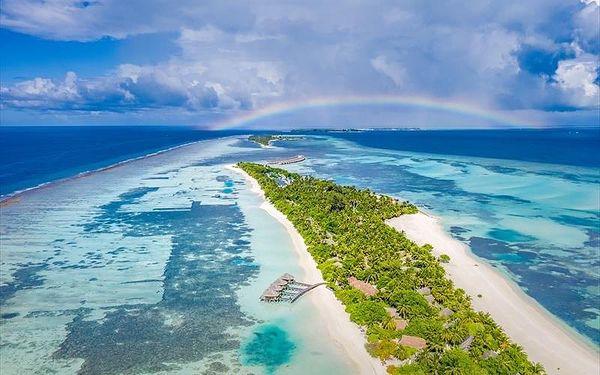 LUX* South Ari Atoll Resort & Villas, Atol Ari, Maledivy, Atol Ari, letecky, snídaně v ceně5