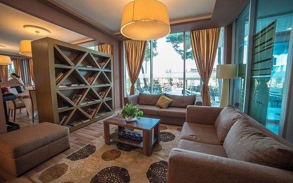 Hotel Albanian Star, Albánská riviéra, Albánie, Albánská riviéra, letecky, all inclusive5