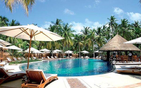 Bandos Island Resort and Spa, Severní Atol Male, Maledivy, Severní Atol Male, letecky, polopenze5