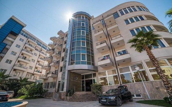 Hotel Dolce Vita, Dürres, Albánie, Dürres, letecky, all inclusive4