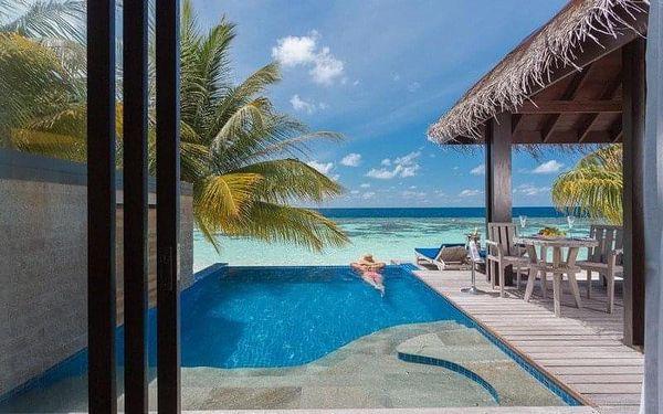 Maledivy - Severní Atol Male letecky na 8-13 dnů