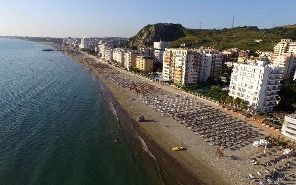 Hotel Rinia 2, Dürres, Albánie, Dürres, letecky, all inclusive5