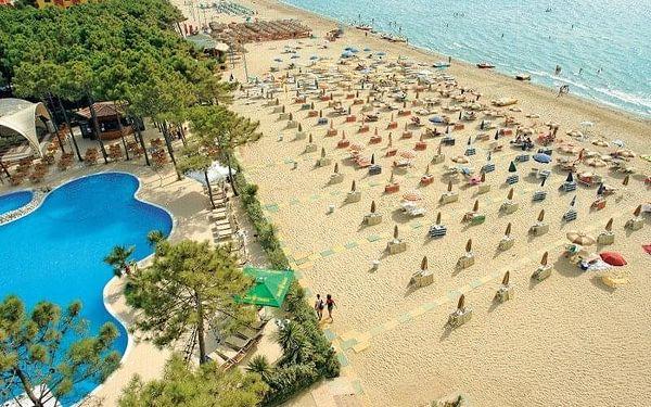 Hotel Dolce Vita, Dürres, Albánie, Dürres, letecky, all inclusive5