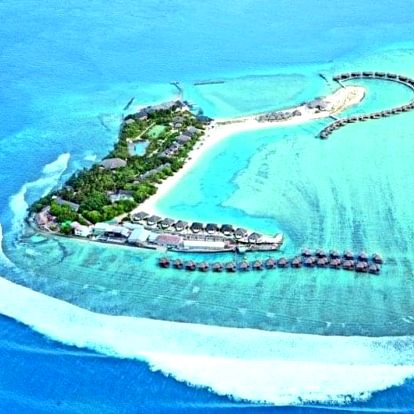 Maledivy - Severní Atol Male letecky na 8-15 dnů