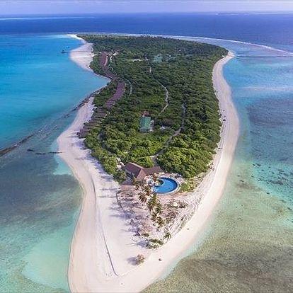 Maledivy letecky na 8-15 dnů, polopenze