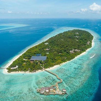 Maledivy letecky na 8-15 dnů
