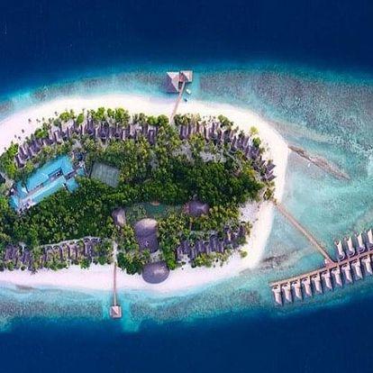 Maledivy letecky na 9-13 dnů