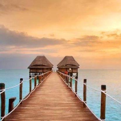 Tanzanie - Zanzibar letecky na 10-15 dnů, all inclusive