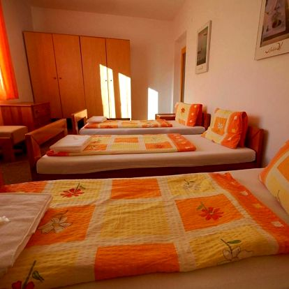 Cenově přijatelné a zároveň kvalitní ubytování v Horním Maršově