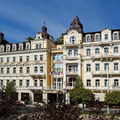 Karlovarský kraj: Hotel Excelsior