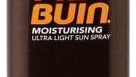 PIZ BUIN Moisturising Ultra Light Sun Spray SPF15 200 ml hydratační sprej s uv ochranou unisex