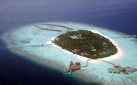 Maledivy letecky na 10-13 dnů, polopenze
