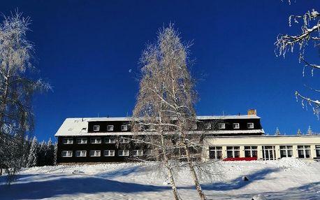 Šumava: Hotel Churáňov