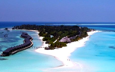 Maledivy - Lhaviyani Atol letecky na 9-15 dnů
