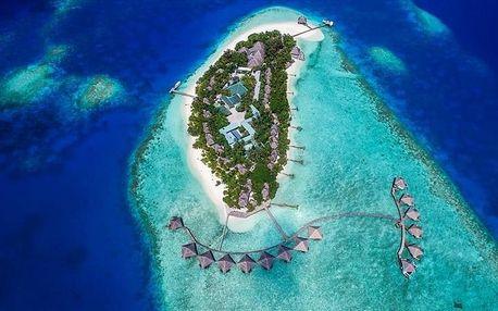 Maledivy - Jižní Atol Male letecky na 8-13 dnů, all inclusive
