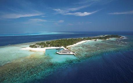 Maledivy - Severní Atol Male letecky na 8-15 dnů, ultra all inclusive