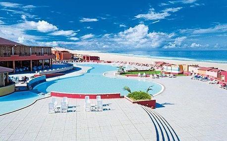 Kapverdy - Ostrov Boa Vista letecky na 8-15 dnů, all inclusive