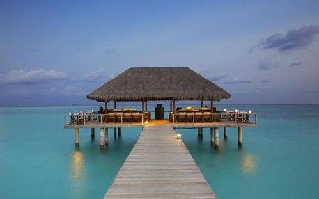 Maledivy - Jižní Atol Male letecky na 9 dnů