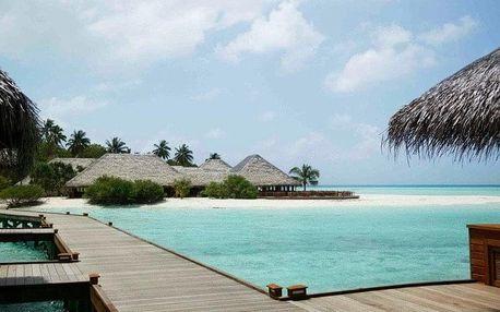 Maledivy - Severní Atol Male letecky na 9-13 dnů