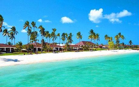 Tanzanie - Zanzibar letecky na 9-15 dnů
