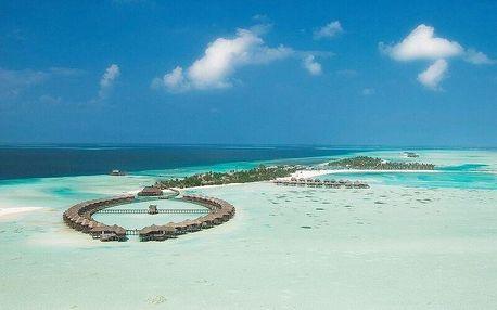 Maledivy - Jižní Atol Male letecky na 8-13 dnů, plná penze