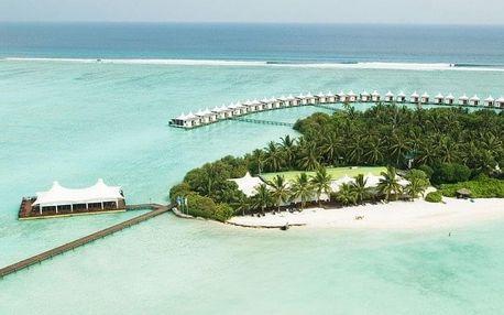 Maledivy - Atol Ari letecky na 8-13 dnů, all inclusive