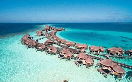 Maledivy - Atol Ari letecky na 9 dnů