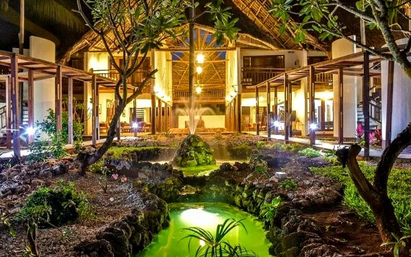 KENA BEACH HOTEL, Zanzibar, letecky, snídaně v ceně2