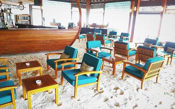 Adaaran Club Rannalhi, Jižní Atol Male, Maledivy, Jižní Atol Male, letecky, all inclusive2